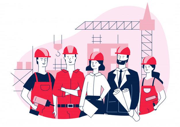 suministro hormigón construcción